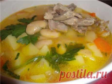 Супы с фасолью: рецепты с фото, простые и вкусные