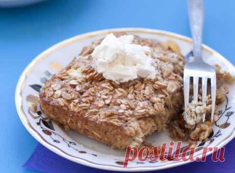 Оригинальный рецепт овсянки — отличный вариант быстрого завтрака