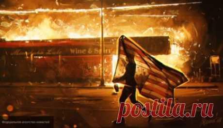 Российский политолог спрогнозировал новую гражданскую войну в США