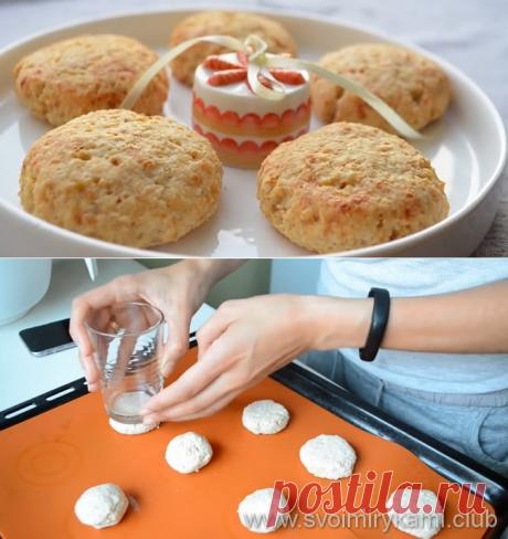 Как приготовить детское печенье по пошаговому рецепту с фото