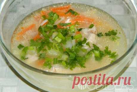 Суп из корня сельдерея - рецепт приготовления с фото