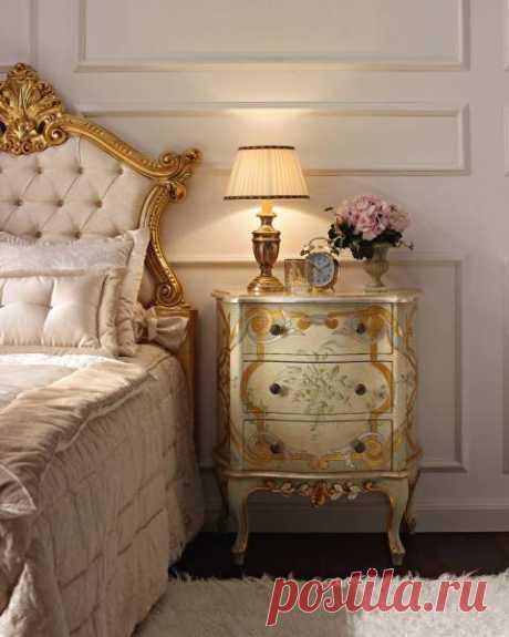 Настольные лампы в интерьере гостиной и спальни » Фото | Trendsveta
