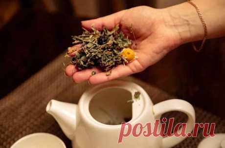 Чай для восстановления жизненных сил: 6 рецептов.