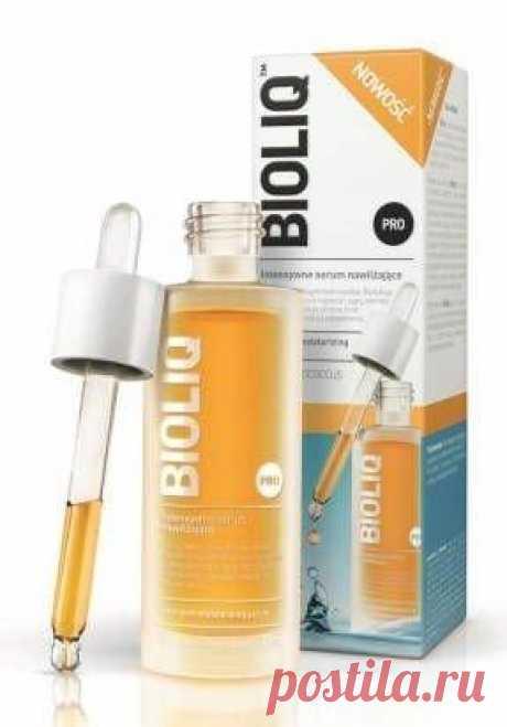 BIOLIQ PRO Intensive moisturizing serum 30ml Dry skin that is rough to the touch needs a moisturizing injection! The Bioliq Pro Intensive Moisturizing Serum UK