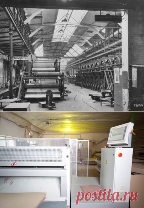 История появления картона и начало развития производства гофротары