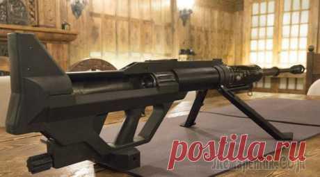 Самые убойные винтовки в мире Крупнокалиберные снайперские винтовки выглядят так, будто их создавали на охоту против бронированных мамонтов.Огромная длина и диаметр ствола, специальные снаряды (большинство используют обедненный у...
