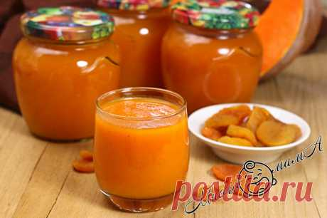 Витамины в стакане: делюсь рецептом своего любимого напитка из тыквы с курагой | Многомама | Яндекс Дзен