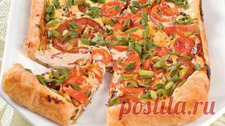Летний пирог с помидорами, пошаговый рецепт с фото Летний пирог с помидорами. Пошаговый рецепт с фото, удобный поиск рецептов на Gastronom.ru