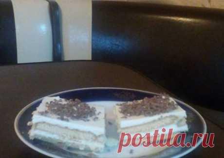 Торт без выпечки. Вкуснятина Автор рецепта Анна Ушурелу - Cookpad