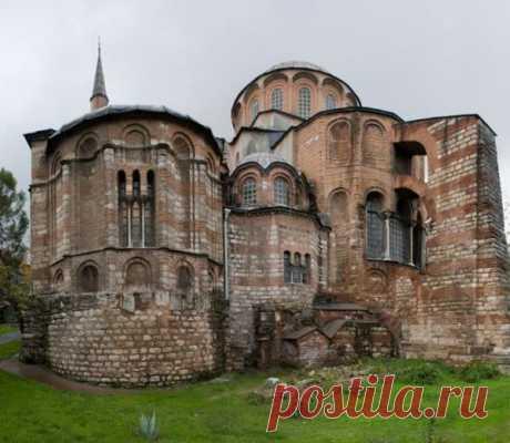 Карие - христианская церковь на мусульманской земле — Путешествия