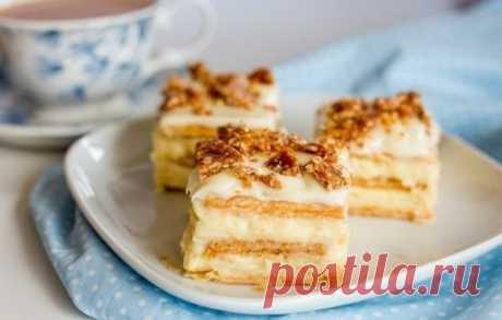 Рецепты торта из крекеров без выпечки, секреты выбора ингредиентов и