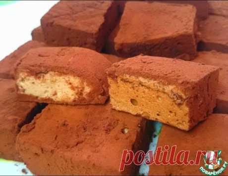 Быстрый шоколадный маршмеллоу – кулинарный рецепт