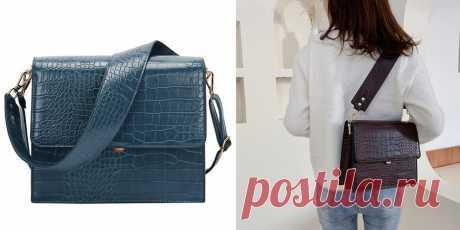 Идеальные тоут и кросс-боди: сумки с AliExpress с лучшими отзывами - Мода - Леди Mail.ru