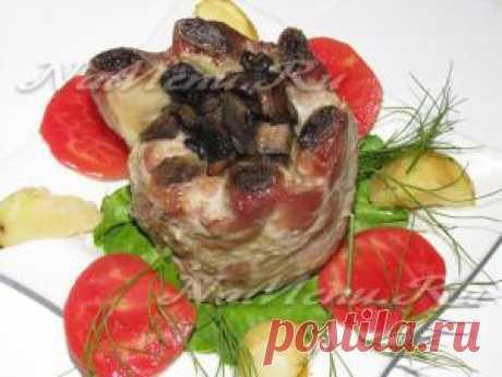 Горячие блюда на Новый год 2016: рецепты с фото