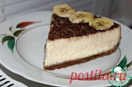 Банановый чизкейк в мультиварке – кулинарный рецепт