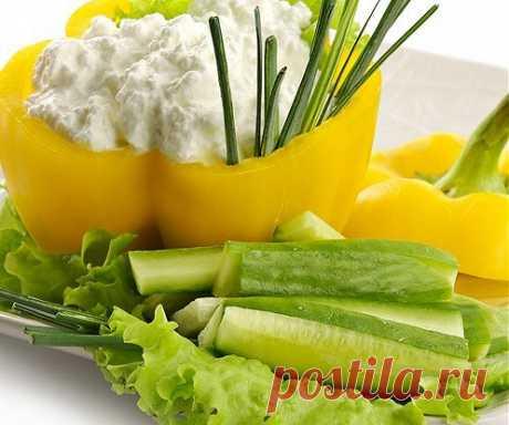Творожный салат рецепт – европейская кухня, низкокалорийная еда: закуски. «Еда»