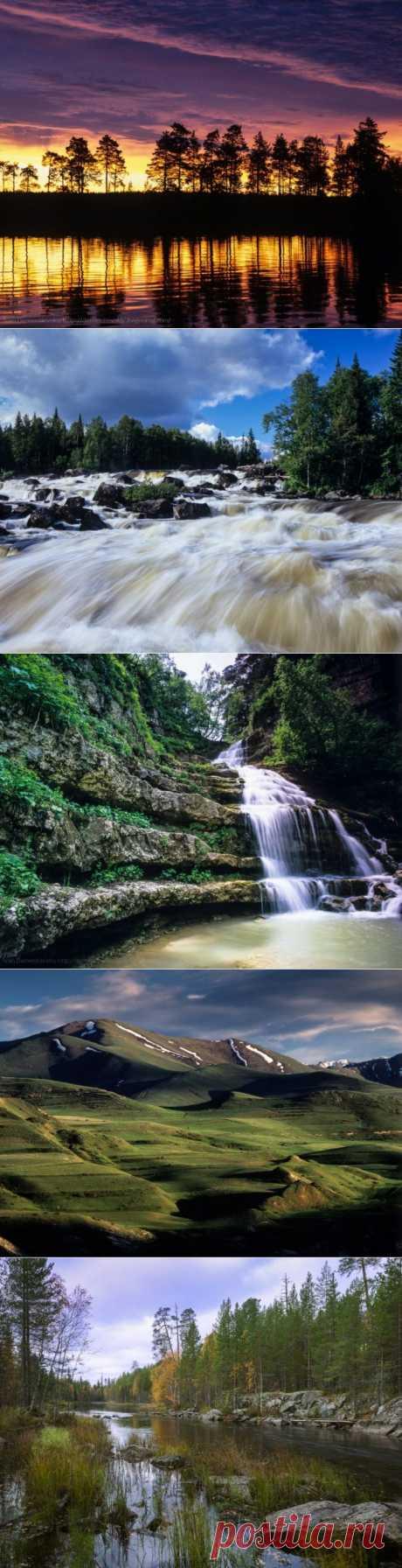 (+1) тема - Завораживающие фотографии природы от Ивана Дементиевского | Улетные картинки
