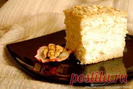 Рецепт яблочного пирога (пляцка