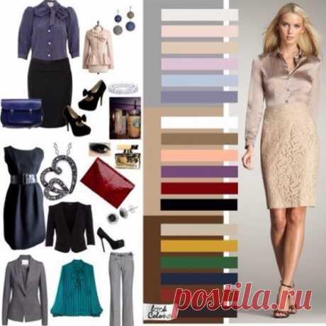 Влияние цвета одежды на человека