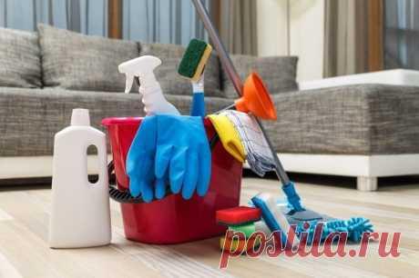 Лайфхаки для уборки дома Некоторые лайфхаки, облегчающие наведения порядка в доме.