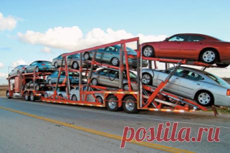 Китай объявил о снижении импортных пошлин на автомобили и автозапчасти