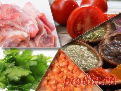 Тушёное мясо с овощами и подливой | Рецепты старого дома | Яндекс Дзен