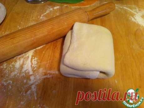 Бездрожжевое тесто на кефире (старинный рецепт)