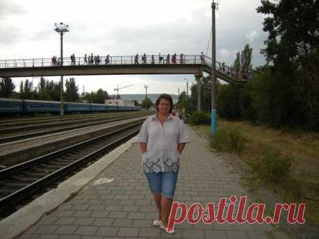 Любовь Потапова