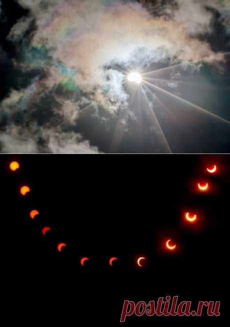 (+1) тема - Удивительные факты о солнечных затмениях | Занимательный журнал