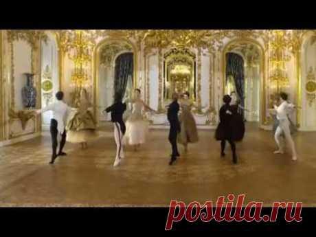 Неподражаемый танец под музыку гениального Шостаковича. Поет Демис Руссос! - У нас так