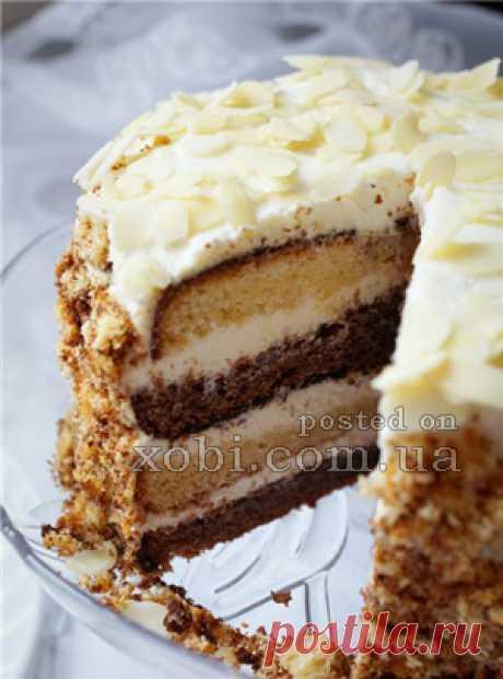"""торт """"Сметанник"""""""
