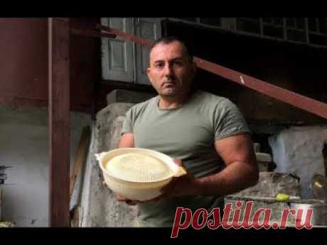 Cheese Home, Traditional Caucasian. ENG SUB.