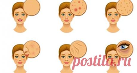 5 недостатков витаминов, которые написаны на вашем лице и как исправить это