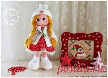 Оформление лица вязаной кукле Оформление лица вязаной кукле это очень ответственная процедура.Ведь именно в зависимости от лица кукла может нравиться или наоборот.