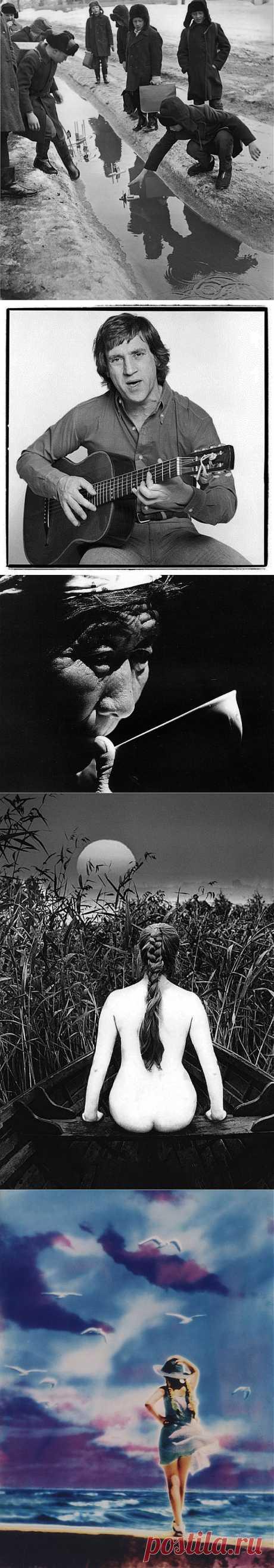 64 гениальных советских фотографии от ярчайших фотомастеров • НОВОСТИ В ФОТОГРАФИЯХ