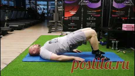 Показываю гимнастику для тазобедренных суставов для тех, кому за 50 лет | Геннадий Лянго | Яндекс Дзен