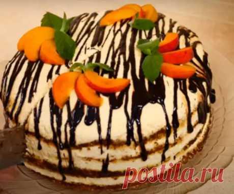 Медовый торт «Ватка»: вы полюбите его с первого кусочка - Вкусные рецепты - медиаплатформа МирТесен