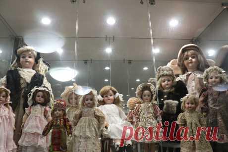 Куклы, с которыми нельзя играть: побывала в музее уникальных кукол в Москве | Соло - путешествия | Яндекс Дзен