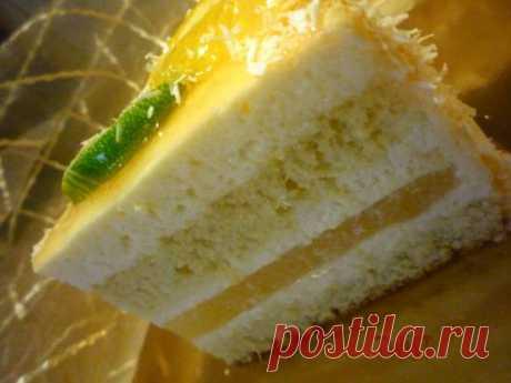 """Торт """"Pina colada"""" - Хлебопечка.ру"""