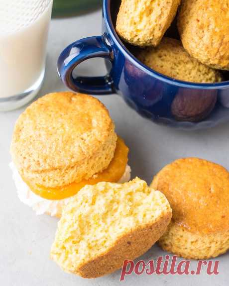 Английские сконы — лучшее начало дня | Andy Chef (Энди Шеф) — блог о еде и путешествиях, пошаговые рецепты, интернет-магазин для кондитеров |