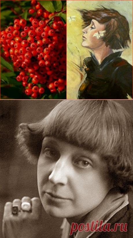 «Красною кистью Рябина зажглась…» Вспоминая Марину Цветаеву.