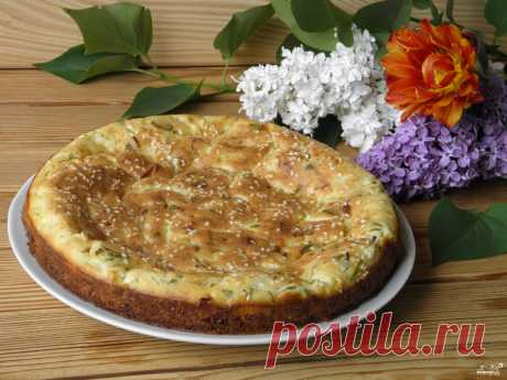 Ленивый пирог с капустой - пошаговый рецепт с фото на Повар.ру