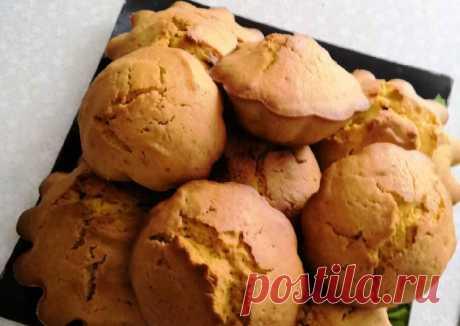 (11) Тыквенные маффины - пошаговый рецепт с фото. Автор рецепта Инна . - Cookpad