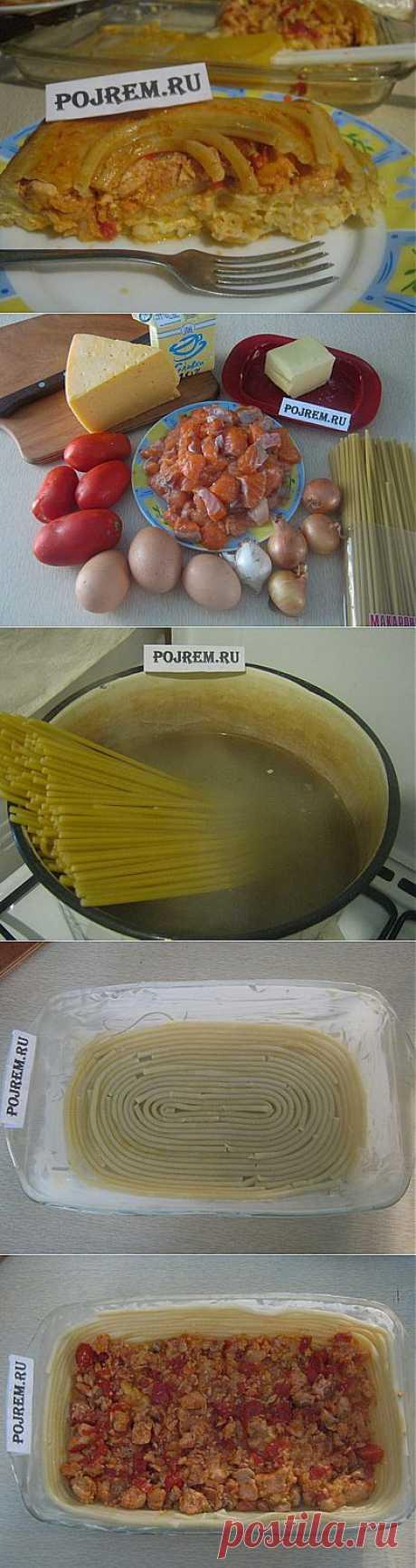 Рецепт запеканки из макарон. Макаронная запеканка - рецепт с