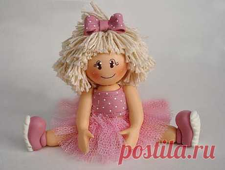 цитата Трииночка : Куколка из пластики. ЛЕПКА (10:55 20-12-2011) [4059776/197741587] - zhavkina@inbox.ru - Почта Mail.Ru