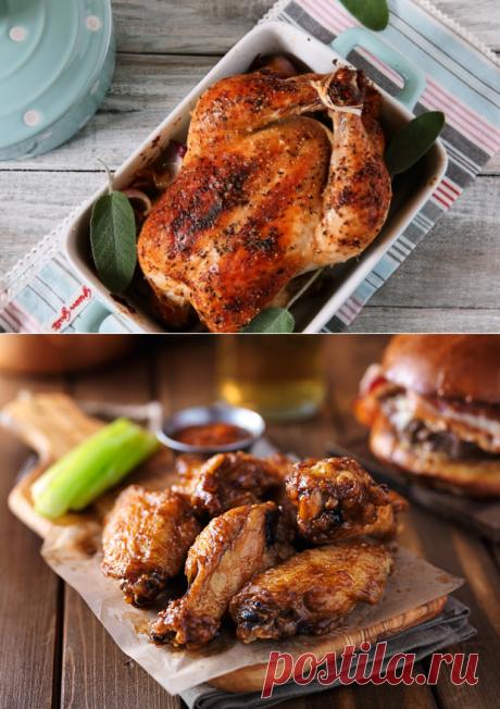 Как приготовить курицу с хрустящей корочкой: ценные советы и классные рецепты маринадов - KitchenMag.ru