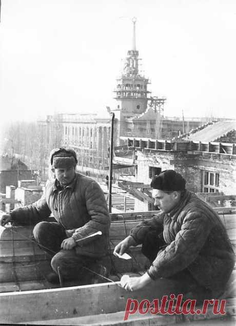 Старые фотографии Бишкека. - Diesel Forum