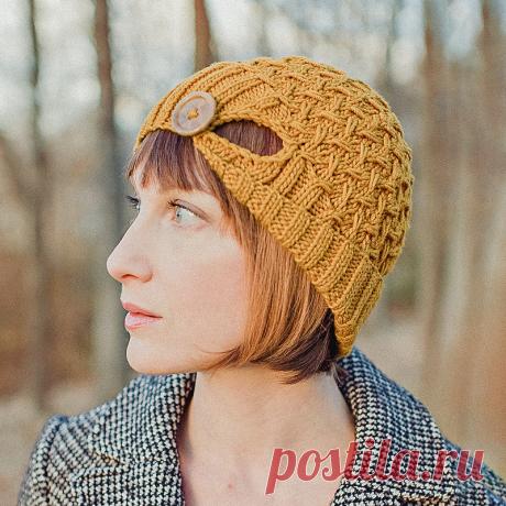 Утонченные шапки, которых не встретишь в магазине: 8 оригинальных моделей | Вязунчик — вяжем вместе | Яндекс Дзен