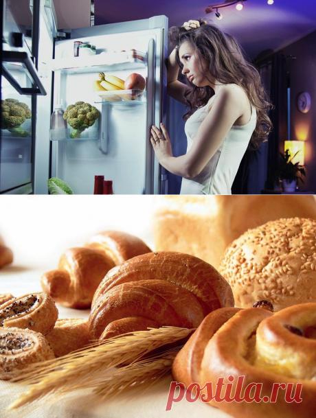 8 продуктов, от которых стоит отказаться во время поздних вечерних перекусов. Съедая № 6, многие думают, что совершают правильно. Ан нет! - Советы и Рецепты