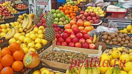 Фрукты и овощи против онкологии: 6 продуктов для профилактики рака